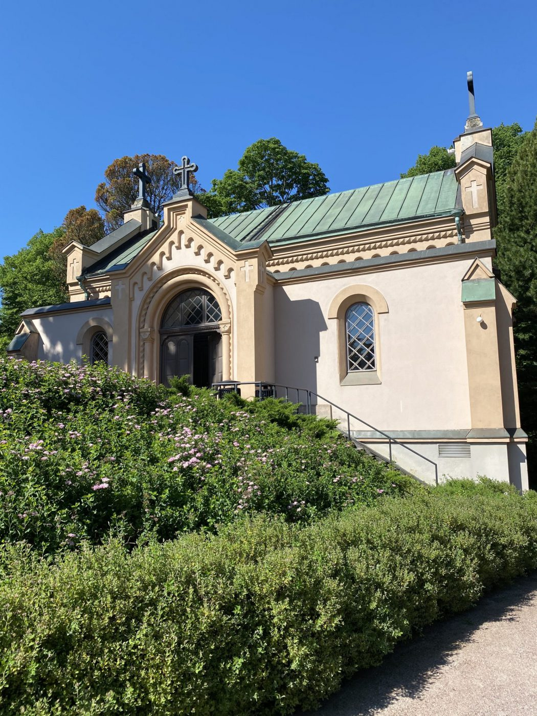 Hieteniemen vanha kappeli